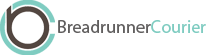 Breadrunner Courier Logo